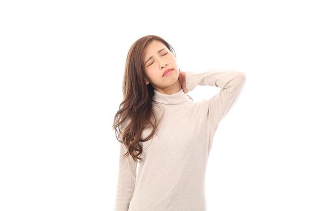 改善しない首の痛みの本当の原因とは?